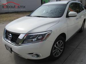 Nissan Pathfinder Advance TA