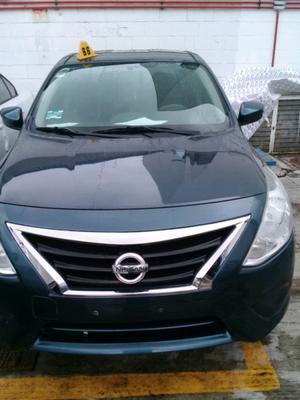 Nissan Versa  std