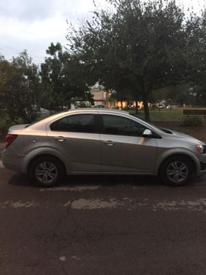Sonic LT  Chevrolet