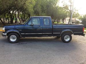 Ford 92 F150 XLT cab 1/2 Aut ref