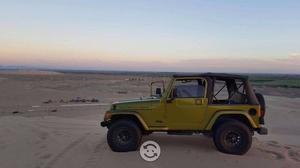 Jeep Wrangler Nacional