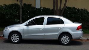 VW Gol  Gris Plata Impecable aseguradora