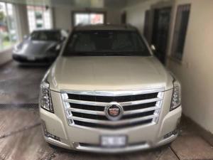 Cadillac Escalade Esv 6.2 Platinum At.blindaje Nivel 3