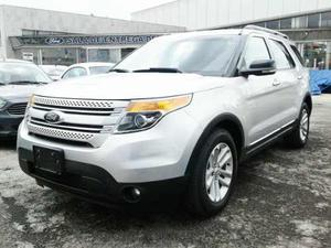 Ford Explorer Xlt Piel $