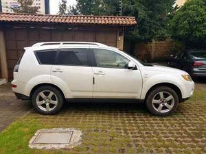Mitsubishi Outlander Xls 6 Cil Quemacocos