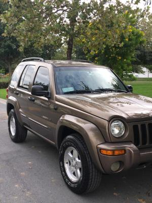 jeep liberty (edicion especial)