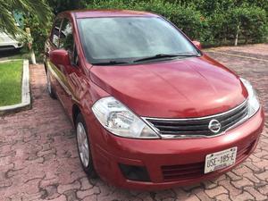 Excelente Nissan Tiida  Comfort T/A AC 1.8L