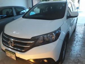 VENDO HONDA CR-V 4WD NAVI DE LUJO