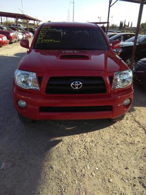 Toyota tacoma  nacional $