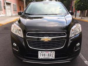 Chevrolet Trax 1.8 Ltz Mt  Factura De Agencia Impecable