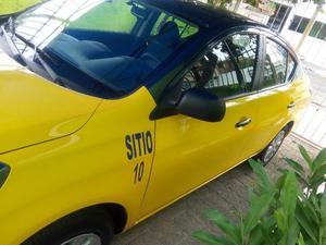 Vendo permiso de taxi y carro versa