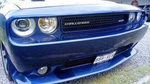 Dodge Challenger 6.4 Srt  V8 Gamuza/piel Qc At