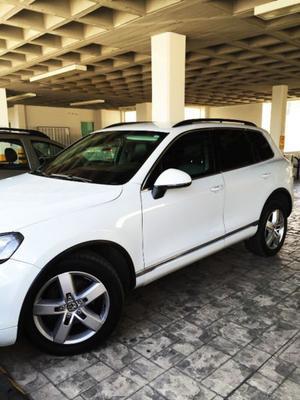 Blindada  VW Touareg V6 TDI Nivel 4 plus