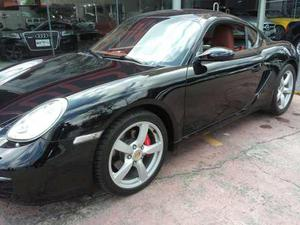 Porsche Cayman S Coupe 6vel At