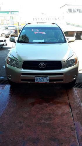 Toyota Rav4 Vagoneta Limited Piel At  Autos Y Camionetas