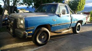vendo dodge ram 91 original
