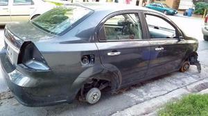 Chevrolet Aveo  Kilometraje 110