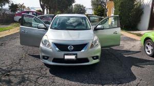 Nissan Versa Advance Aut. , Único Propietario, Factura