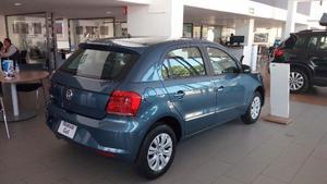 Volkswagen Gol desde $127 diarios