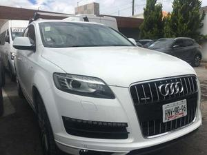 Audi Q7 3.0 Elite Quattro Tiptronic At