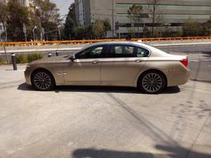 BMW 750i blindado nivel 3
