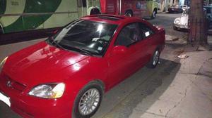 Honda Civic ex coupé 2 puertas automático