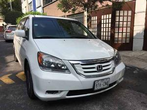 Honda Odyssey Touring Minivan Cd Qc Dvd At
