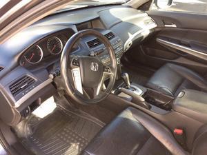 Accord EXV6 Piel  como NUEVO 4 Puertas Gris