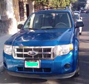 Ford Escape 2.0 Xls 5vel L4 Mt  Autos Y Camionetas