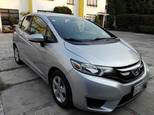 Honda Fit 1.5 Fun L4 At  Autos Y Camionetas