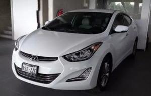 Hyundai Elantra 1.8 Limited At Modelo
