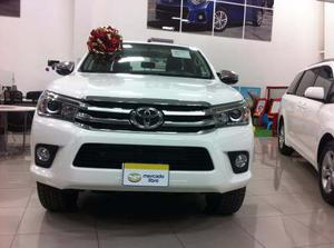 Toyota Hilux 2.7 Disel 4x4 Automatica
