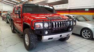 Hummer H2 Ee Qc Piel Pickup Adventure 4x4 At
