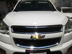 Chevy Colorado 4x4 L T Z Piel Automática Clima Excelente