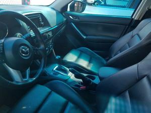 Mazda cx5 grand touring .