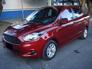 Ford Figo 1.5 Titanium Sedan At 1 Dueño Como Nuevo Jalisco