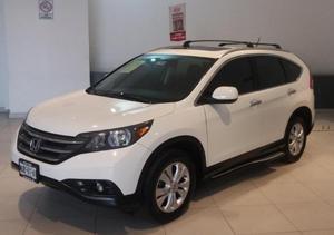 Honda CRV p EXL 4WD a/a ABS rines q/c Piel