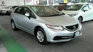 Honda Civic p LX Sedan 5vel