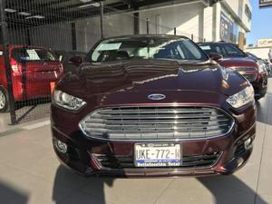 Ford Fusion p Titanium Plus L4 QC Equipado