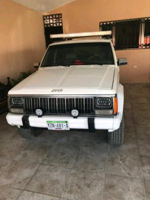 Vendo cherokee 4x4 en optimas condiciones