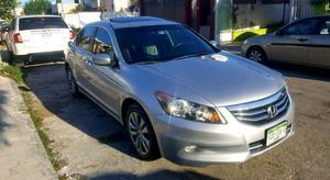 Honda accord exl  factura original aceptó auto