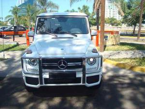 Mercedes Benz Clase G 5.5l G 63 Amg Biturbo Edition 463 At