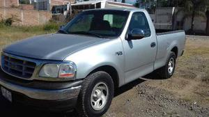 Ford F-150 Modelo , Pick-up Color Gris Plata