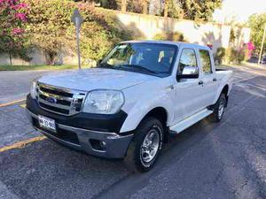 Pick Up Ford Ranger Xlt  Doble Cabina Clima Electrica