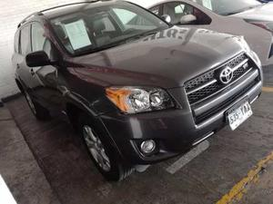 Toyota Rav4 Sport Leher V6 Cd Ra Bl Piel Qc At