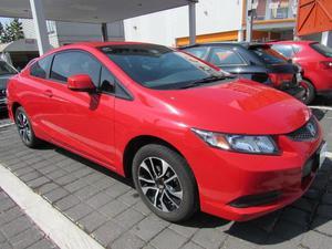 Honda Civic p EX Coupe 5vel