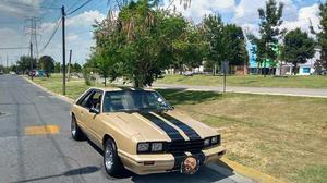 Ford Mustang Fastback (Burbuja) 83' 8cil Std