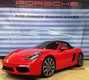 Porsche Boxster p 718 S H4/2.5 T Pdk
