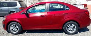 Sonic LT , Chevrolet