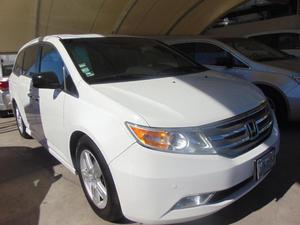 Honda Odyssey p Touring minivan aut CD q/c DVD